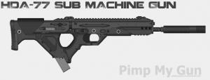 HDA-77 SMG