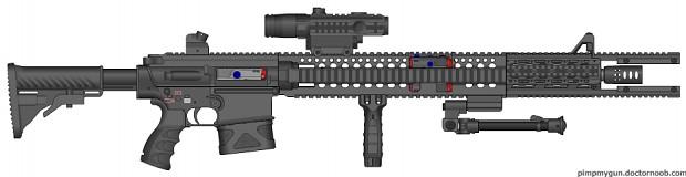 Colt M-500A2