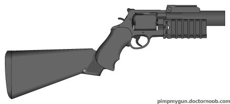 Grenade Pistol