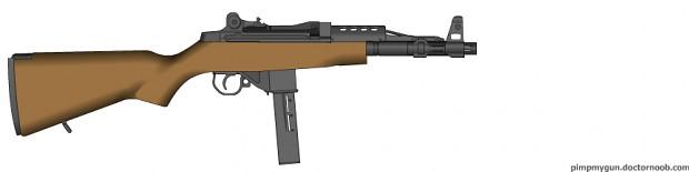 M14 SMG
