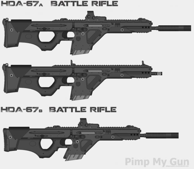HDA-67a&b Variants