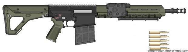 RG905 Lift Gun
