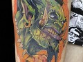orc tattoo 6 orc clan and orcs fan goup