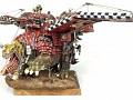 looted squiggoth  model warhammer power