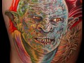 orc tattoo 7 orc clan and orcs fan goup