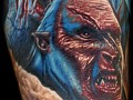 orc tattoo 9 orc clan and orcs fan goup