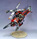 Deffkopta - Fast Attack Orks plane - conversion
