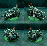 warboss combi skorcha bike model