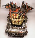 Battlewagon Deathrolla Evil Suns -  pic 1