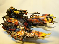 Boom Boom falconcannon conversion looted