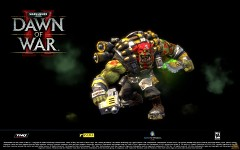 Dawn of War 2 Ork walpaper
