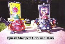 Some ol Stompers Gork & Mork
