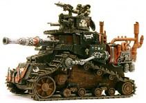 Ork KillKrusha Tank pic 2