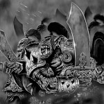 ORC BOYZ time for some chopping
