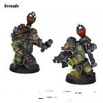Ork tank hunters squad pic 2