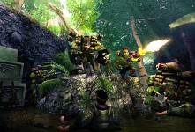 Rumble in da jungle wit dem orks