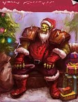Happy Christmas to da ORK CLAN ! pic 2