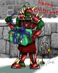 Happy Christmas to da ORK CLAN ! pic 1
