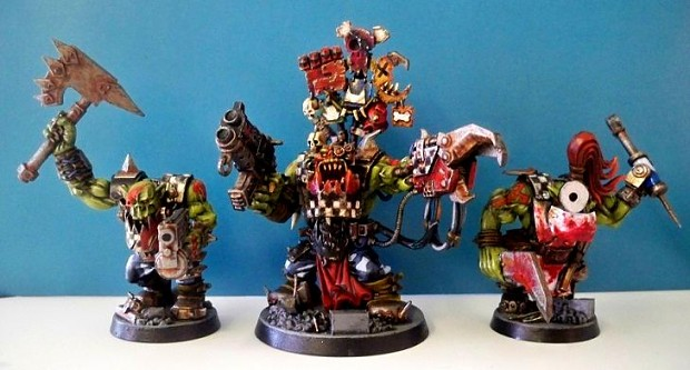 orks blood axes clan