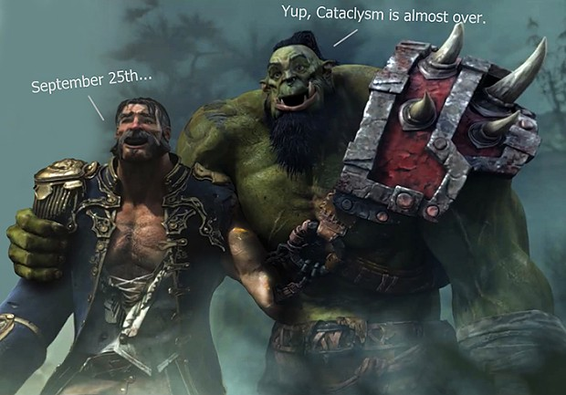 mists of pandaria game warcraft 2012