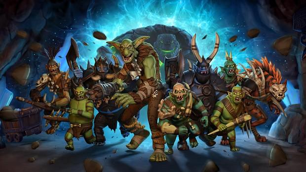 Orcs must die 2 in their dreams - Wallpaper