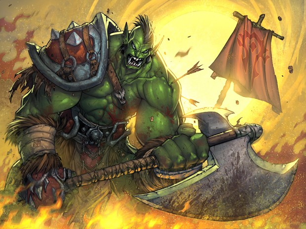 Feel the orc rage