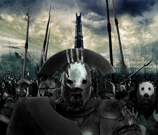 Saruman Lord Of The Rings Mod