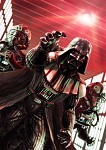 Darth Vader and Tie Pilots