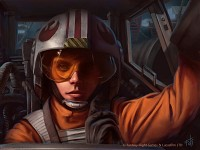 Star Wars: Age of Rebellion Red 5