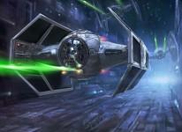 Darth Vader Death Star Trench