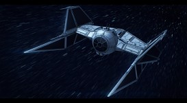 Prototype Tie Fighter