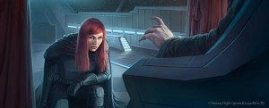 Star Wars TCG Mara Jade The Emperor's Hand
