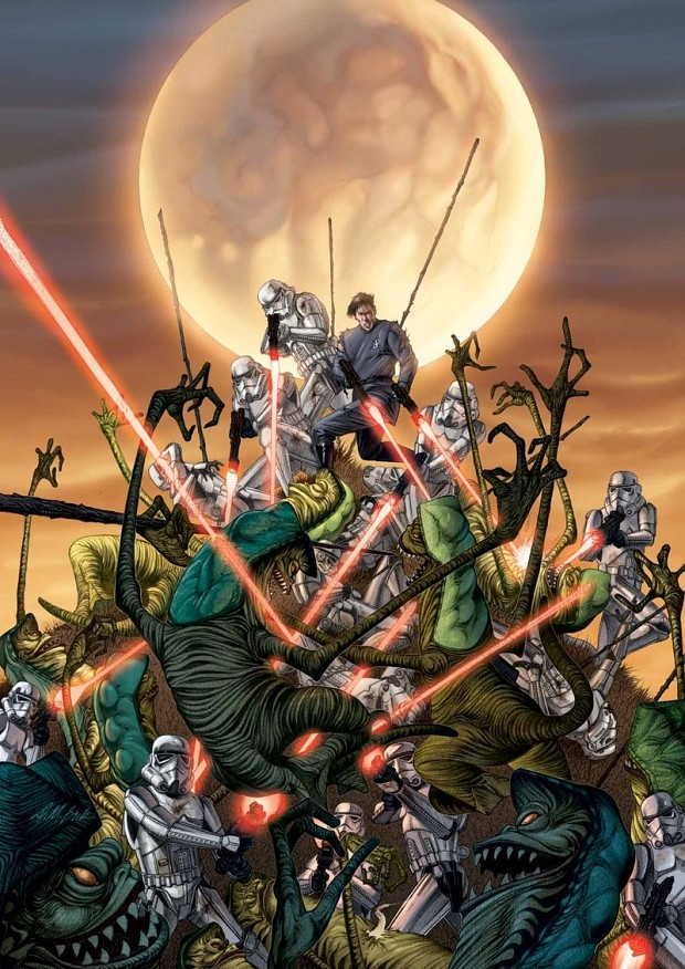 the last stand image 501st legion vaders fist mod db