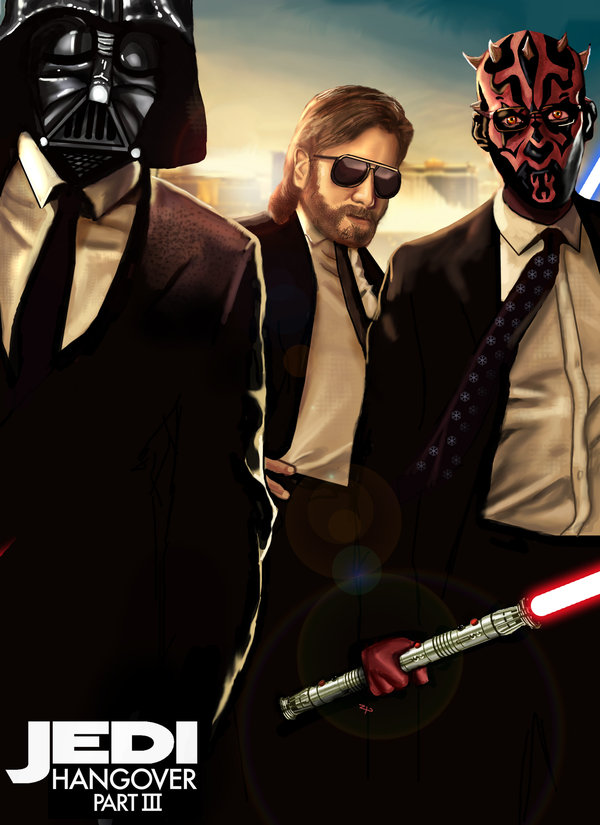 Jedi Hangover Part III