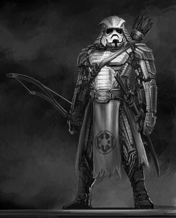 """""""Samurai Stormtrooper"""""""