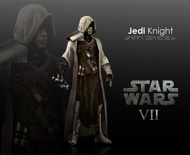 Star Wars 7 Jedi