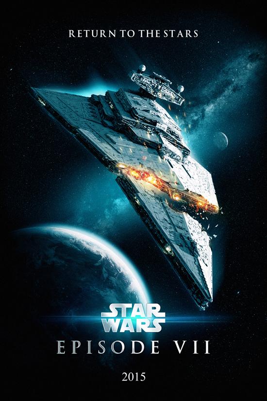 Kinostart Star Wars Episode 7