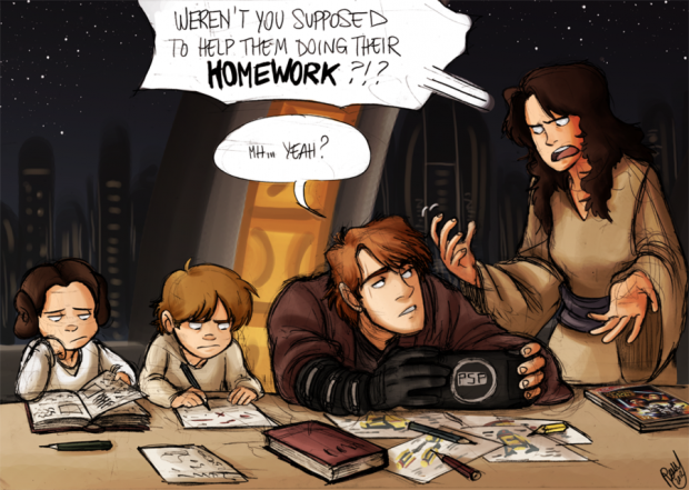 Star Wars  Home work