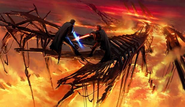 Star Wars Wallpaper Fires Of Mustafar Image 501st Legion Vader S Fist Mod Db