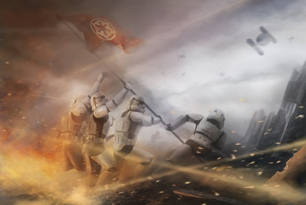 Stormtroopers for the Empire