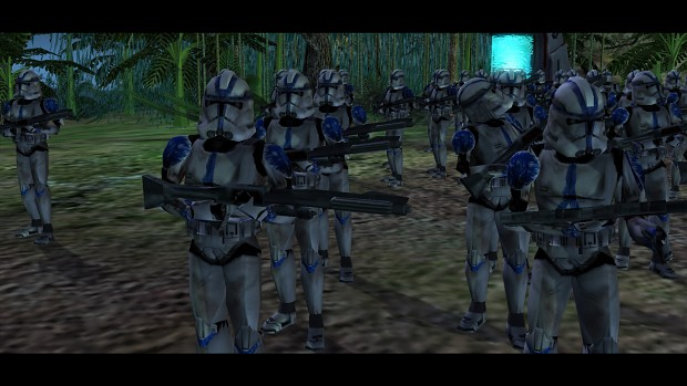 More Clone Trooper Legions Etc Image 501st Legion Vader
