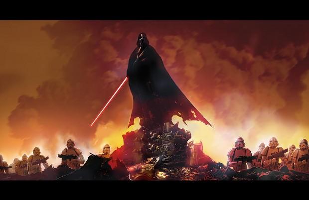 Vader Post Battle Image 501st Legion Vader S Fist Mod Db