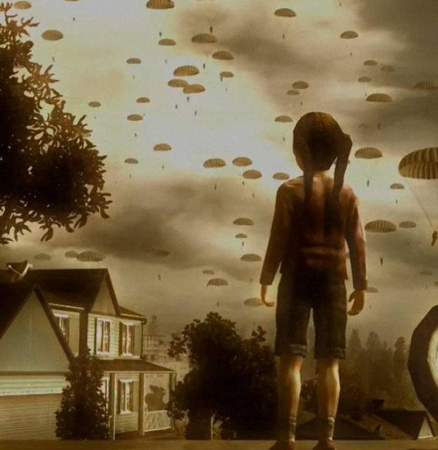 Invasion of America