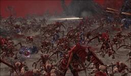 Tyranids Swarm Attack - Run or Die