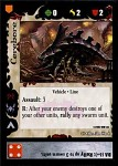 Cerebore Tyranids Card