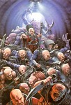 Genestealers army