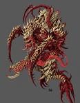 Tyranid Devastator - fan art