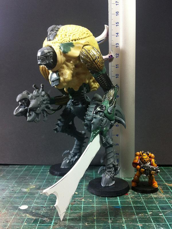 Hive Fleet Colossus  bigger is better