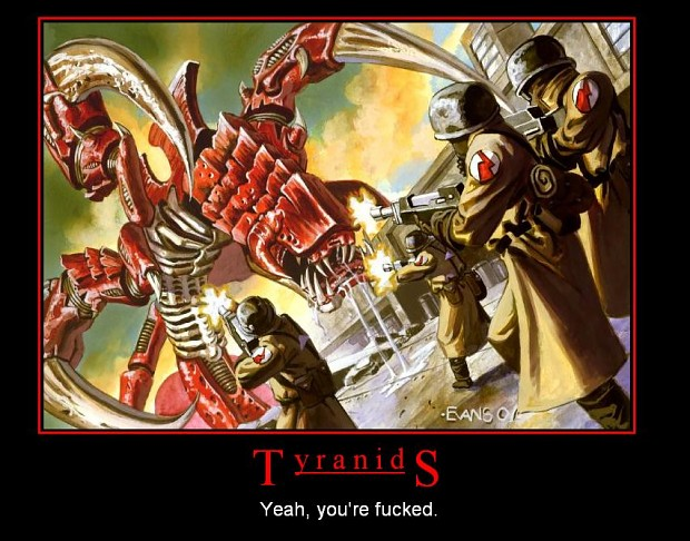 tyranids the truth