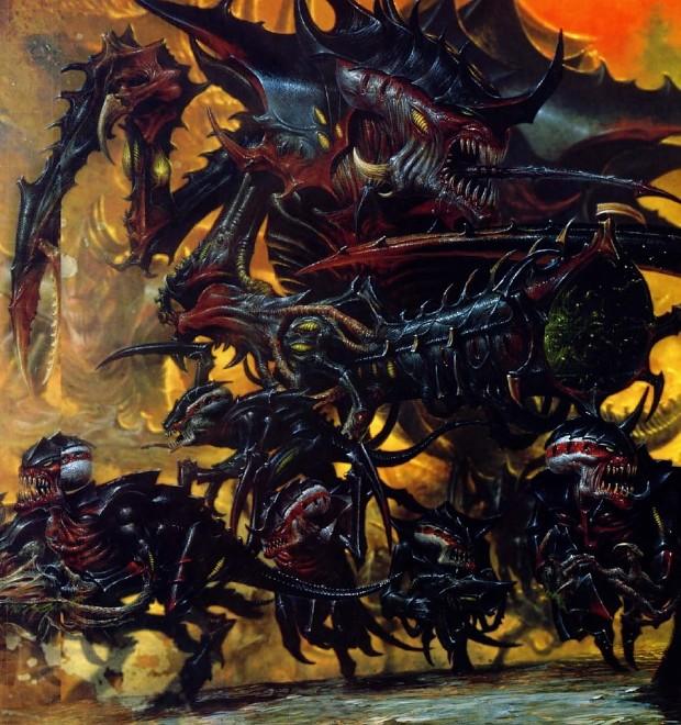 Hive Fleet Warriors